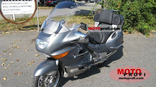BMW K 1200 LT 2006 photo