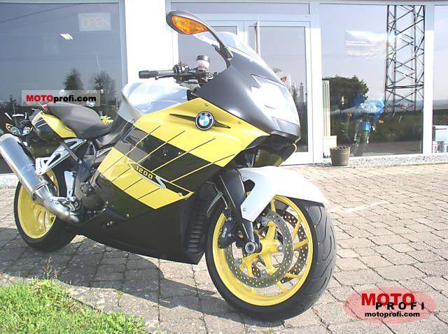 BMW K 1200 S 2006 Specs and Photos