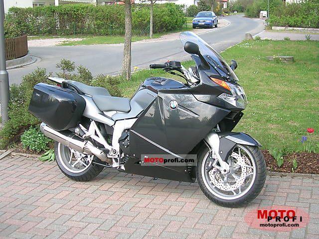 BMW K 1200 GT 2006 photo