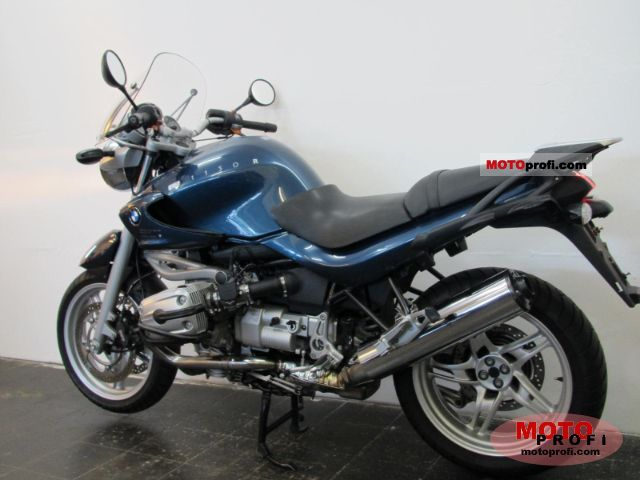 bmw r 1150 r 2006 specs and photos. Black Bedroom Furniture Sets. Home Design Ideas