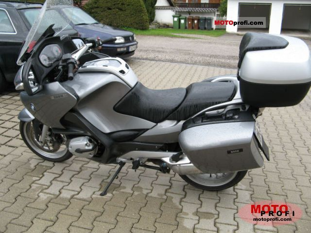 Bmw R 1200 Rt 2006 Specs And Photos