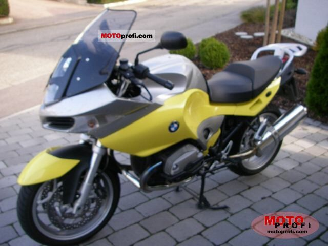 Bmw R 1200 St 2006 Specs And Photos