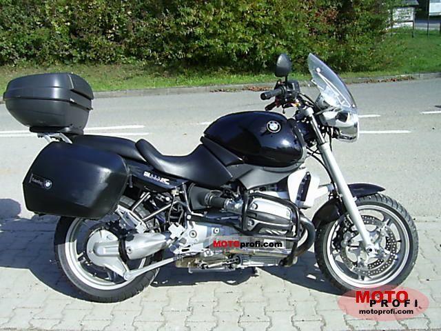 BMW R 850 R 2006 photo