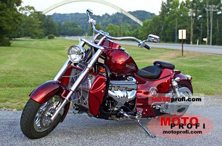 Boss Hoss BHC-3 ZZ4 2006 photo