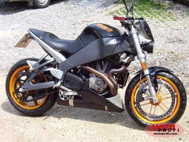 Buell Lightning XB12S 2006 Specs and Photos