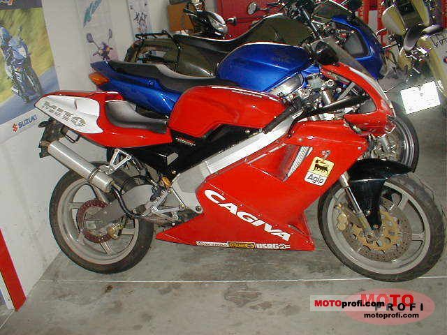 Cagiva Mito 125 2006 photo