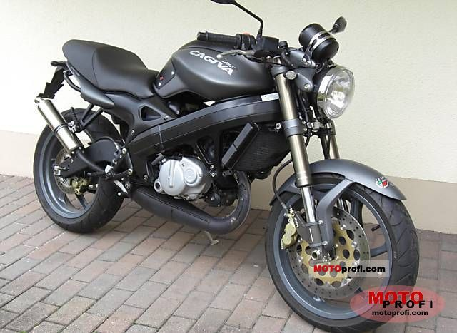 Cagiva Raptor 125 2006 photo