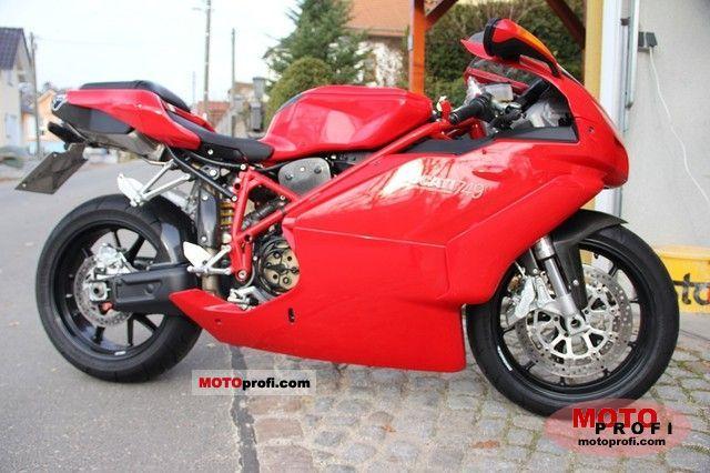 Ducati 749 2006 photo