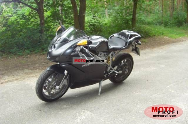 Ducati 749 Dark 2006 photo