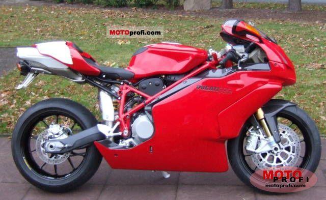 Ducati 999 R 2006 Specs and Photos