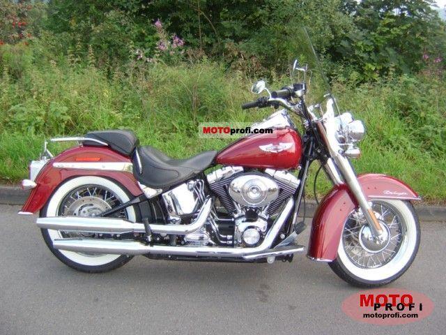 Harley-Davidson FLSTN Softail Deluxe 2006 photo