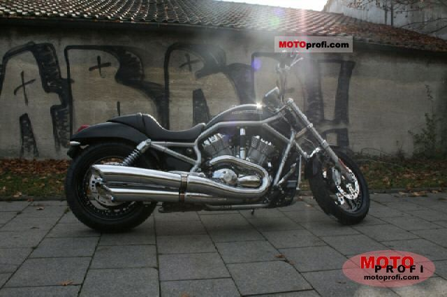 Harley-Davidson VRSCA V-Rod 2006 photo