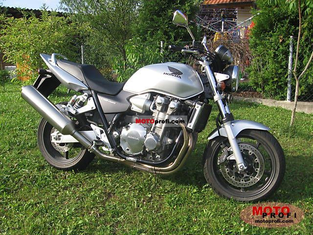Honda CB 1300 2006 photo