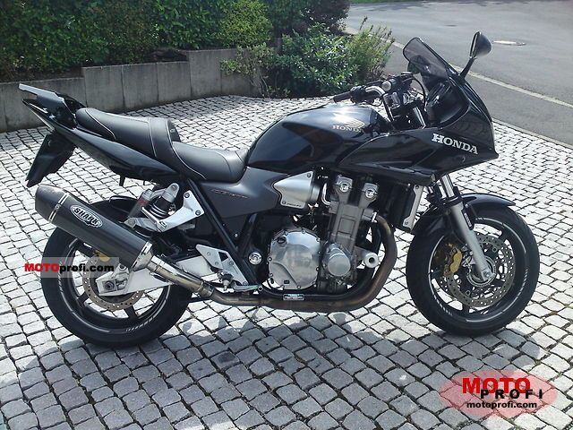 Honda CB 1300 S 2006 photo