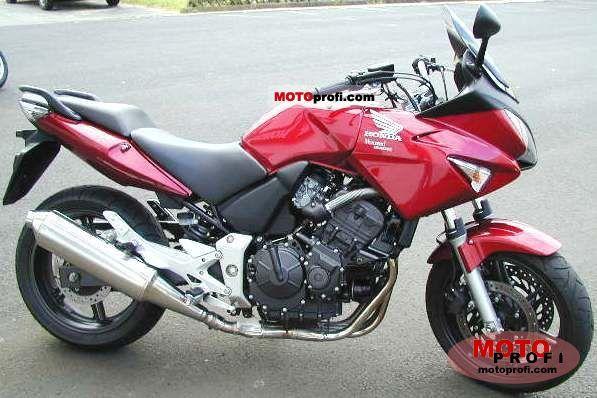 Honda CBF 600 S 2006 photo