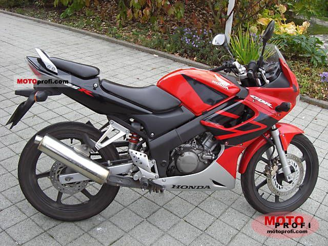 honda cbr 125 r 2006 specs and photos. Black Bedroom Furniture Sets. Home Design Ideas