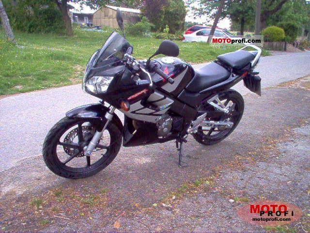 Honda CBR 125 R 2006 Specs and Photos
