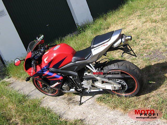 2006 honda cbr rr horsepower