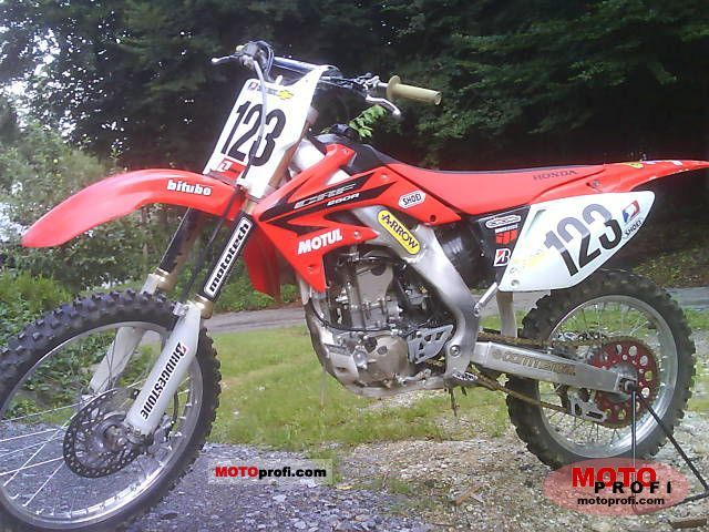 Honda Crf R Lgw on Honda Xr 250 2007