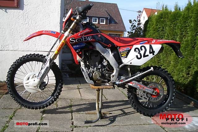Honda CRF 250 X 2006 Specs and Photos