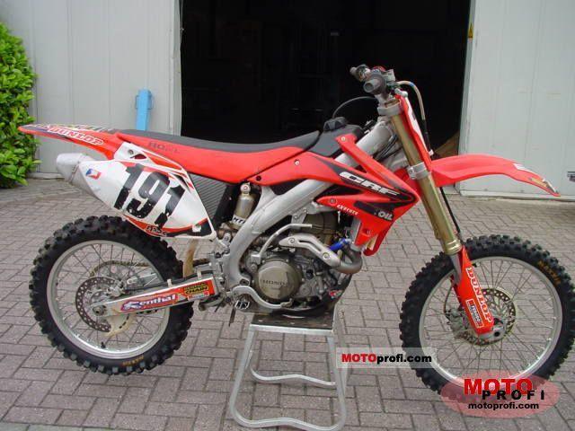 Honda CRF 450 R 2006 photo