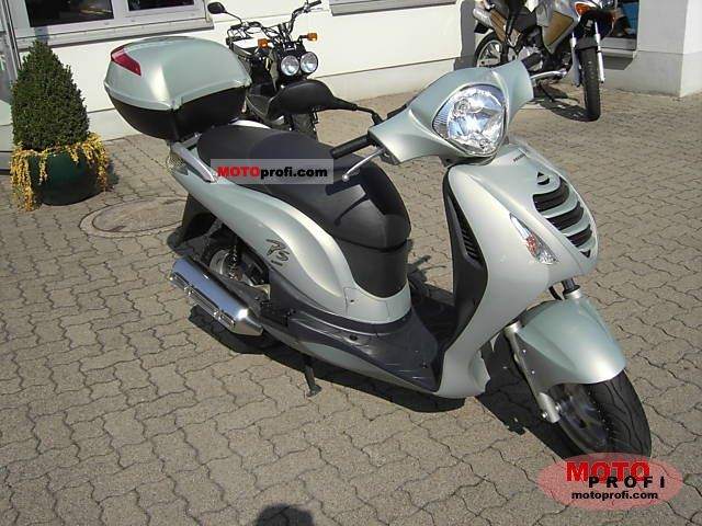 Honda PS 125i 2006 photo