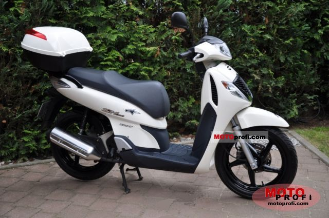 honda sh 125i 2006 specs and photos. Black Bedroom Furniture Sets. Home Design Ideas
