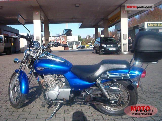 Kawasaki Eliminator 125 2006 photo
