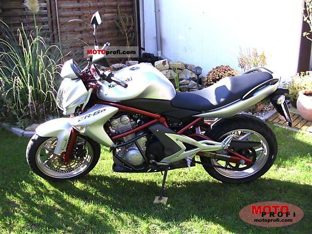 Kawasaki ER-6n 2006 photo