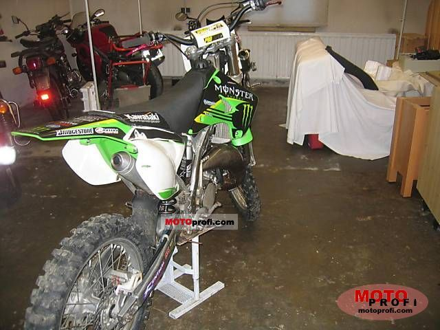Pleasant Kawasaki Kx 125 2006 Specs And Photos Pabps2019 Chair Design Images Pabps2019Com