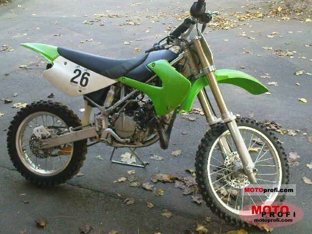 Kawasaki KX 85 2006 Specs and Photos