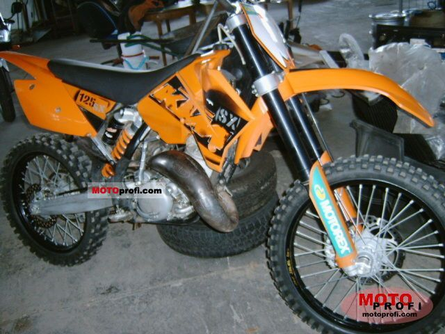 KTM 125 SX 2006