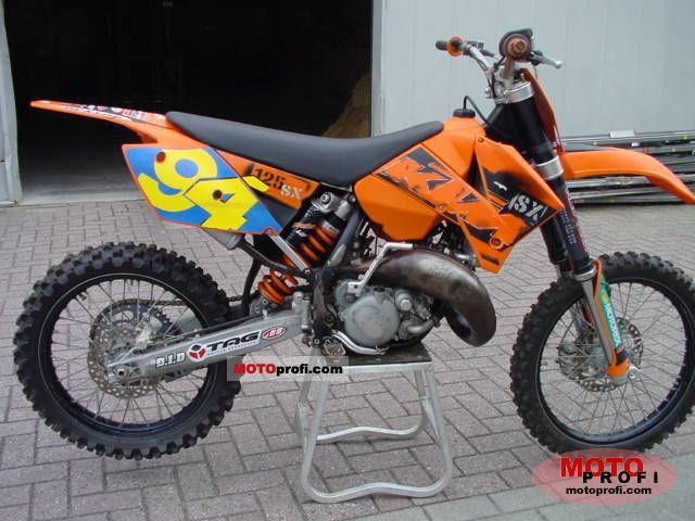 ktm 125 sx 2006 specs and photos