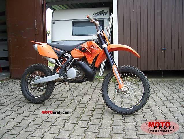 KTM 250 EXC 2006 photo