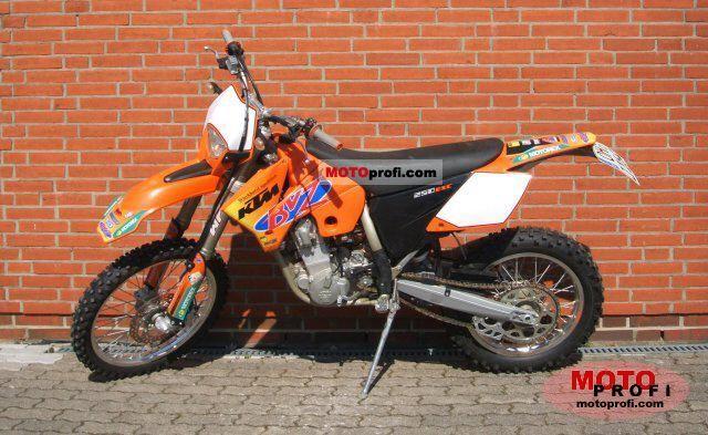 Ktm 380 Mxc. KTM Manufacturer Motorcycles