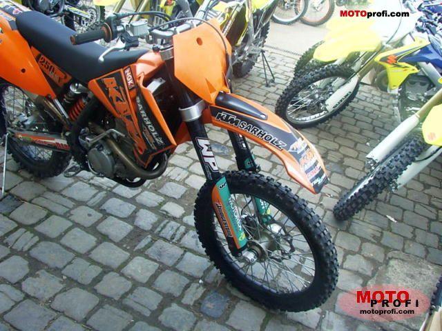 Ktm 250f. 2006 Ktm 250 Sxf Images