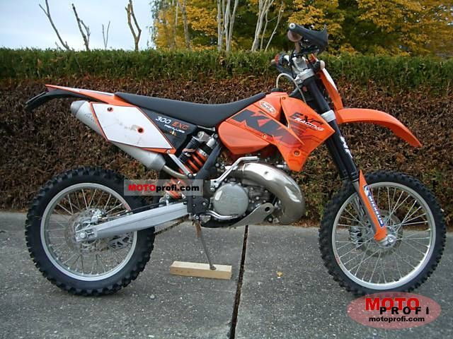 Amazing Ktm 300 Exc 2006 Specs And Photos Gmtry Best Dining Table And Chair Ideas Images Gmtryco