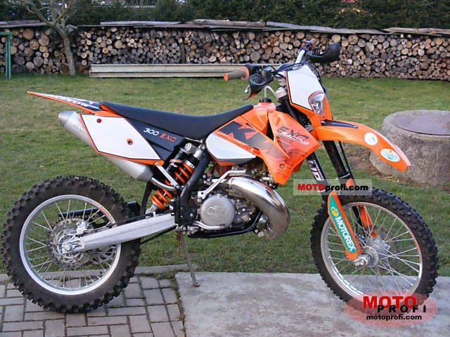 Awe Inspiring Ktm 300 Exc 2006 Specs And Photos Gmtry Best Dining Table And Chair Ideas Images Gmtryco