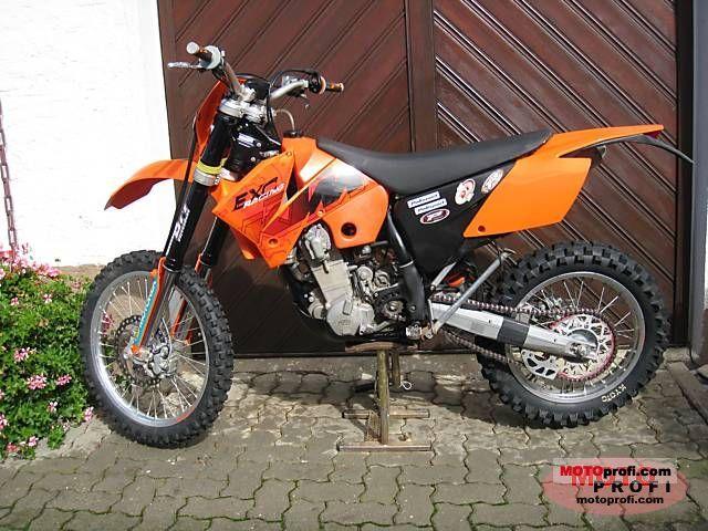 KTM 450 EXC Racing 2006 photo