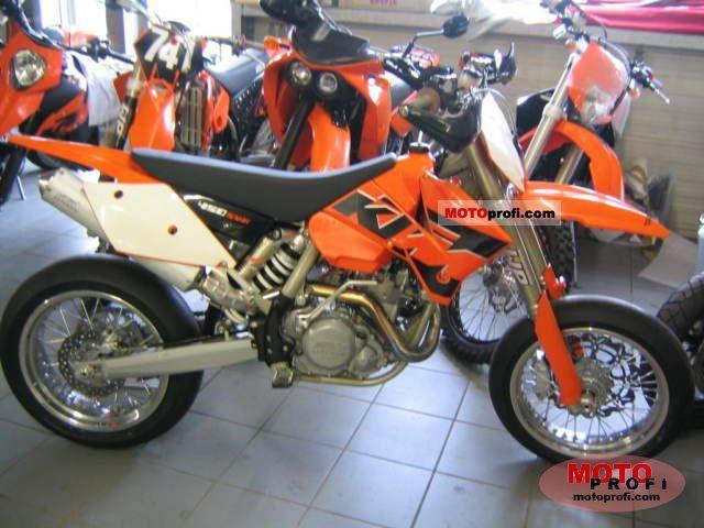 KTM 450 SMR 2006 photo
