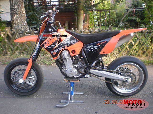 KTM 560 SMR 2006 photo