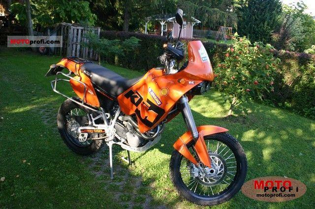 KTM 640 Adventure 2006 photo