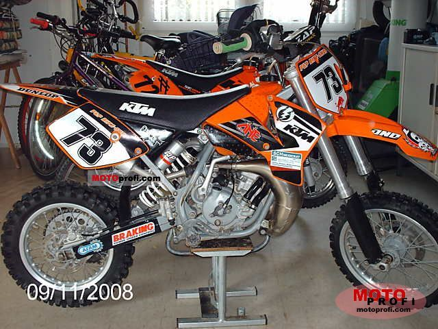 Super Ktm 65 Sx 2006 Specs And Photos Forskolin Free Trial Chair Design Images Forskolin Free Trialorg