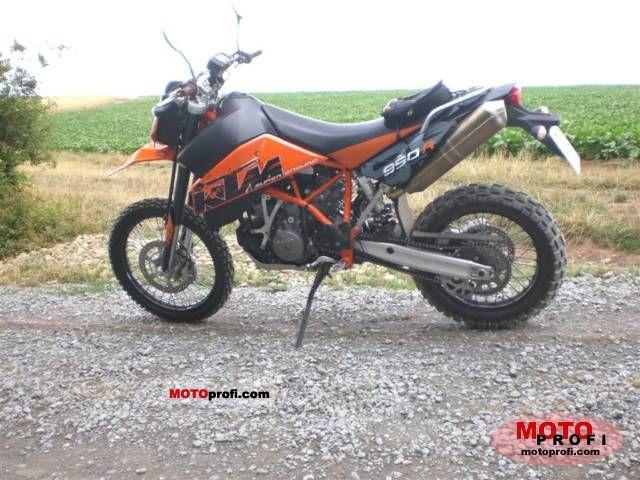 KTM 950 Super Enduro R 2006 photo