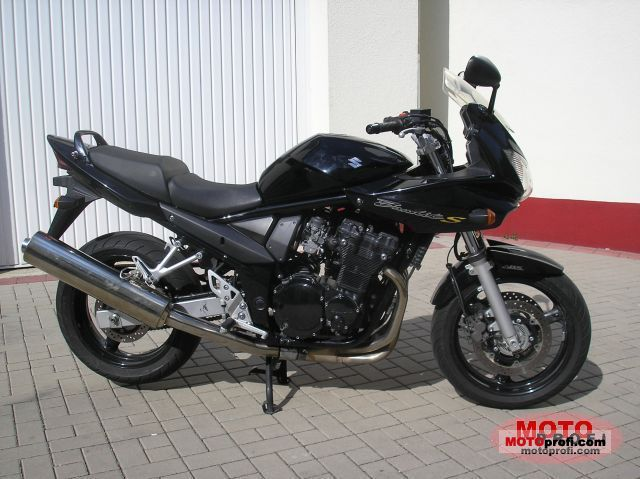 suzuki gsf 650 bandit 2006 specs and photos. Black Bedroom Furniture Sets. Home Design Ideas