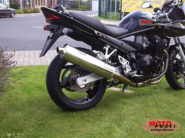 suzuki gsf 650 sa bandit 2006 specs and photos. Black Bedroom Furniture Sets. Home Design Ideas