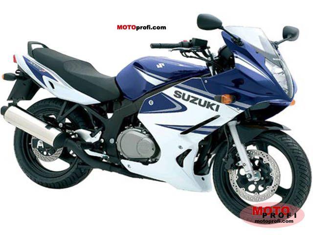 Suzuki GS 500 F 2006