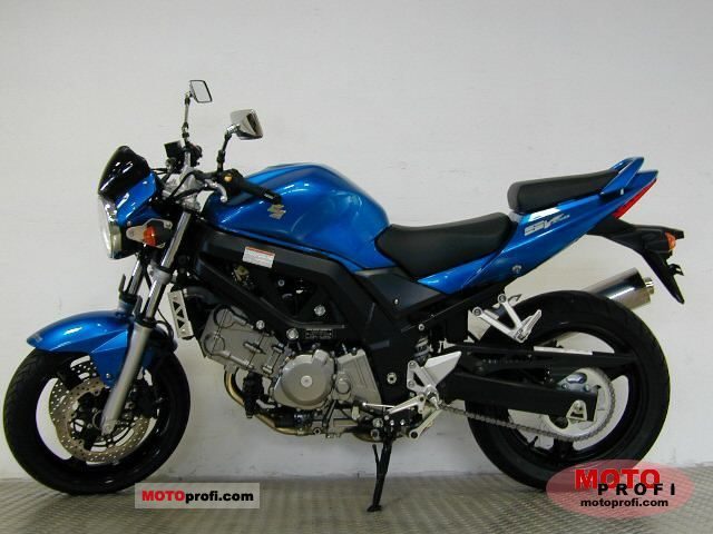 Suzuki SV 650 2006 Specs and Photos