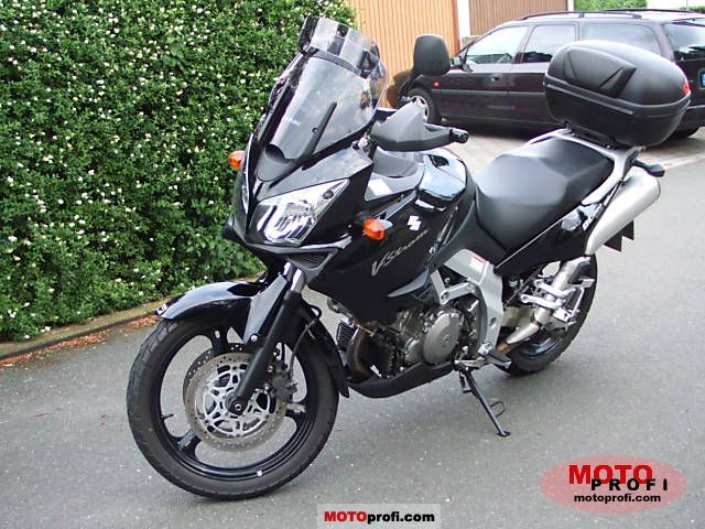 Suzuki V Strom 1000 2006 Specs And Photos