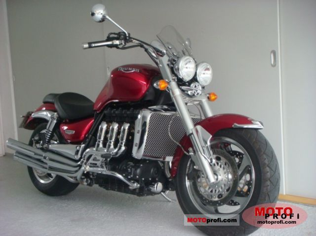 Triumph Rocket III 2006 photo
